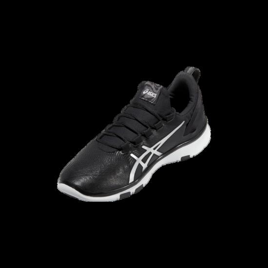 Asics Gel-Fit Sana 2 fitness cipő női fekete,ezüst,fehér