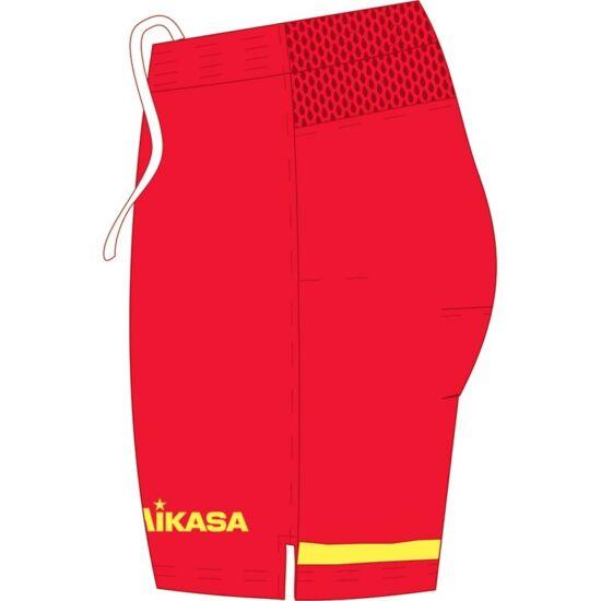 Mikasa Steel röplabdás sort férfi piros,sárga