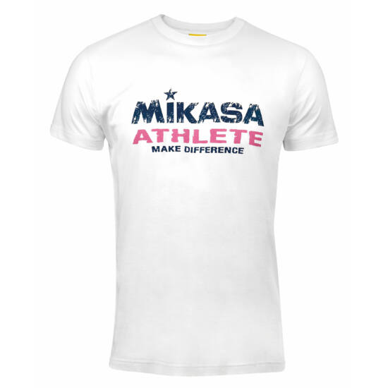 Mikasa rövid ujjú póló több színben férfi