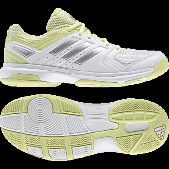 Adidas Essence W női kézilabdás cipő, fehér, arany (2017)