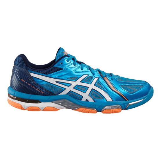 Asics Gel-Volley Elite 3 röplabdás cipő férfi kék, navy, ezüst