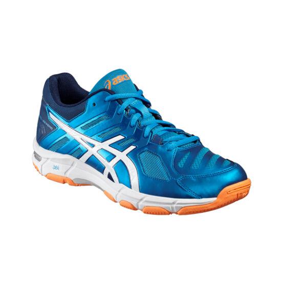 Asics Beyond 5 röplabdás cipő férfi kék,ezüst, narancs