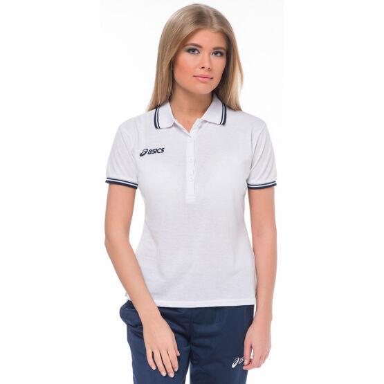 Asics Katy galléros póló fehér női