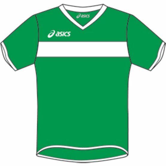 ASICS TS Torneo MC junior gyerek mez zöld,fehér