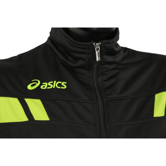 Asics Suit Player unisex melegitő fekete,lime