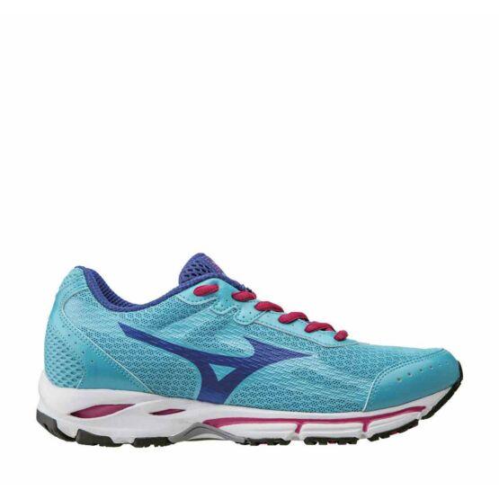 Mizuno Wave Resolute 2 futócipő türkíz,kék,fehér női
