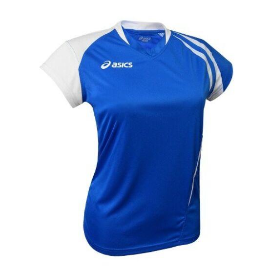 Mez Asics T-Shirt Fanny Lady mez királykék,fehér női S