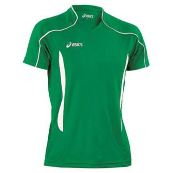 ASICS VOLO MEZ zöld,fehér unisex L