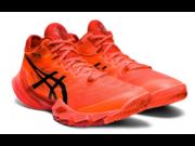 Asics Metarise Tokyo röplabdás férfi cipő, piros/fekete