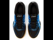 Asics Gel-Rocket 9 röplabdás férfi cipő, fekete/kék