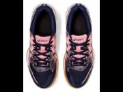 Asics Gel-Rocket 9 röplabdás női cipő, sötétkék/barack