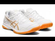 Asics Gel-Task 2 röplabdás női cipő, fehér/pezsgő