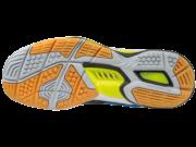 Mizuno cipő Stealth 4 kék, fehér, sárga
