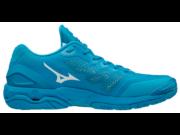 Mizuno Wave Stealth 5 kék