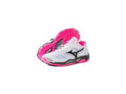 Mizuno Wave Stealth 5 fehér rózsaszín