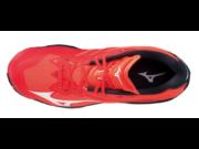 Mizuno Wave Lightning Z6 röplabdás cipő unisex, piros/fehér