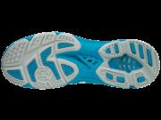 Mizuno Wave Lightning Z4 Mid világoskék unisex röplabda teremcipő