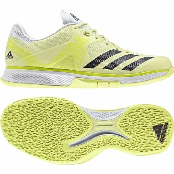 Adidas Counterblast 2017 női kézilabdás cipő, sárga, fehér