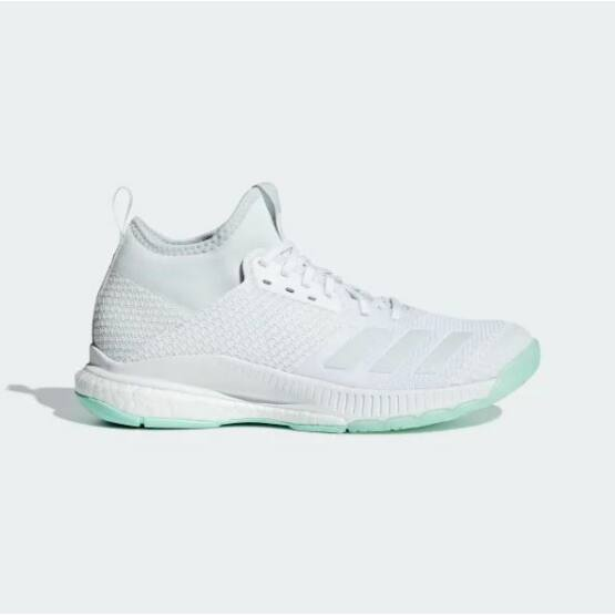 Adidas cipő Crazyflight X 2 Mid női fehér, zöld
