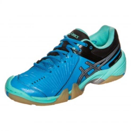 Asics Gel-Domain 3 kézilabda cipő női kék, mentazöld