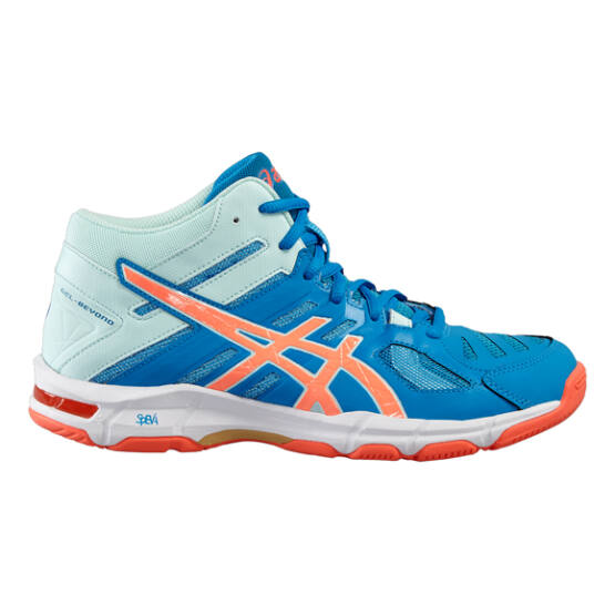 Asics Beyond 5 MT röplabdás cipő női, kék, világoskék, barack