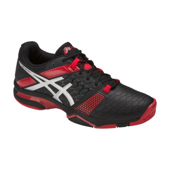 Asics Gel-Blast 7 férfi kézilabda cipő fekete, piros