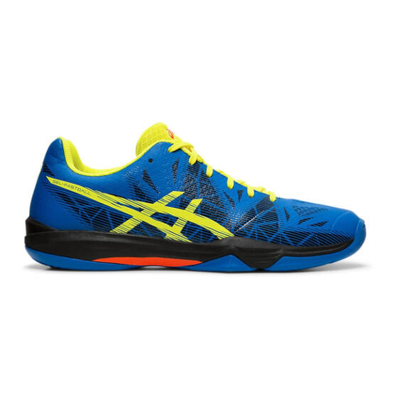 Asics Gel-Fastball 3 férfi, kék/sárga
