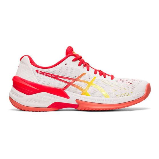 Asics Sky Elite FF röplabdás cipő női, fehér/piros