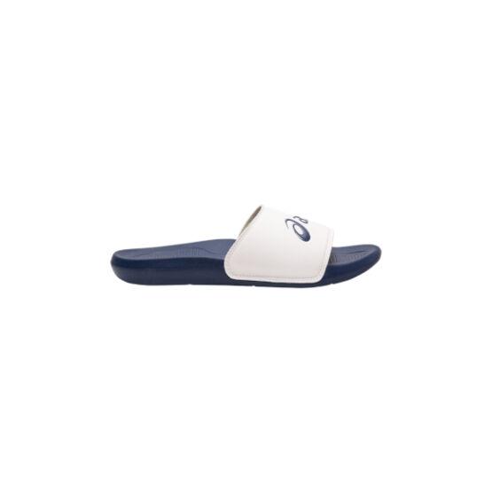 Asics papucs unisex, fehér/kék