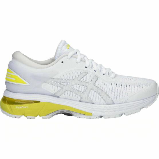 Asics Gel-Kayano 25 futócipő női fehér, sárga