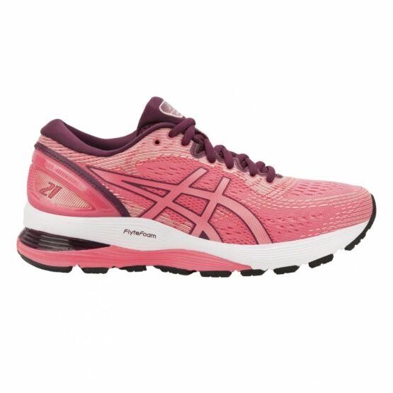 Asics Gel-Nimbus 21 futócipő női pink