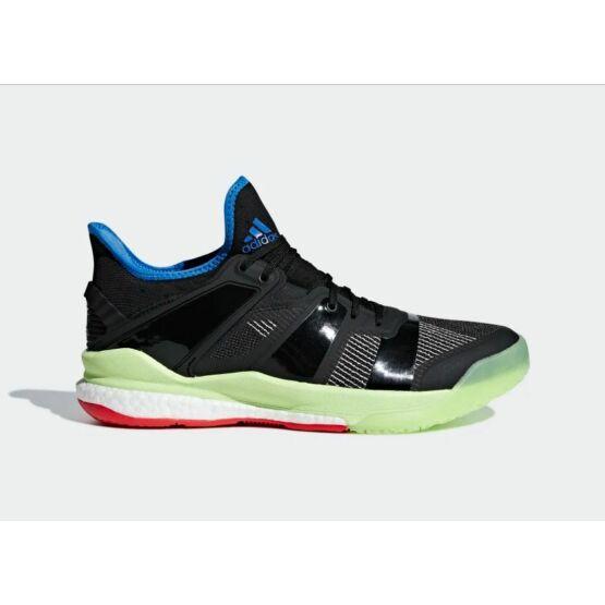 Adidas Stabil X 2019 férfi kézilabdás cipő, fekete