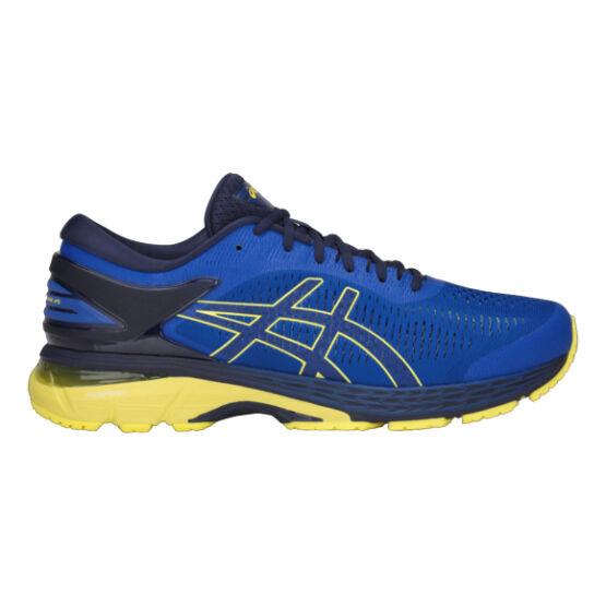 Asics Gel-Kayano 25 futócipő férfi kék, sárga