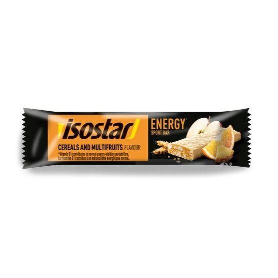 Isostar Energiaszelet vegyes gyümölcsös / Energy Sport Bar 40g