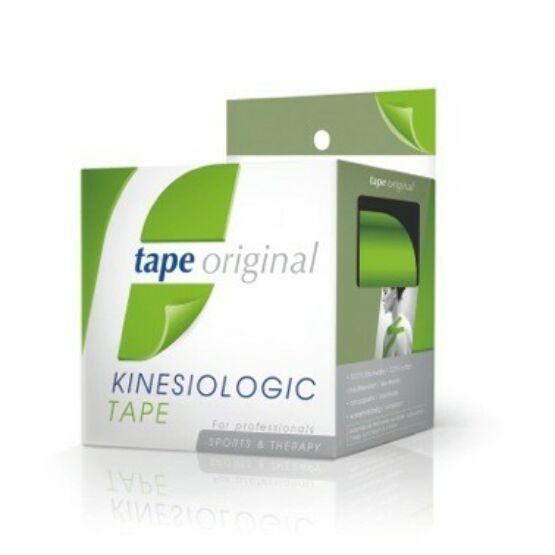 Tape Original kinesio tape 5 cm x 5 m zöld