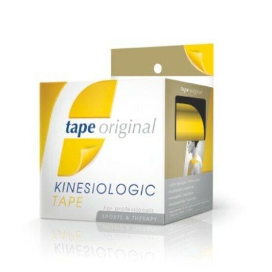 Tape Original kinesio tape 5 cm x 5 m sárga