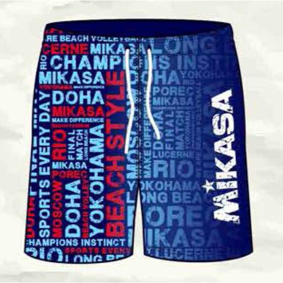Mikasa strandröplabda nadrág, férfi, limitált, navy