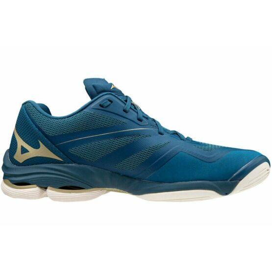 Mizuno Wave Lightning Z6 röplabdás cipő unisex, kék