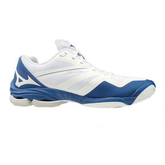Mizuno Wave Lightning Z6 röplabdás cipő férfi, fehér/kék