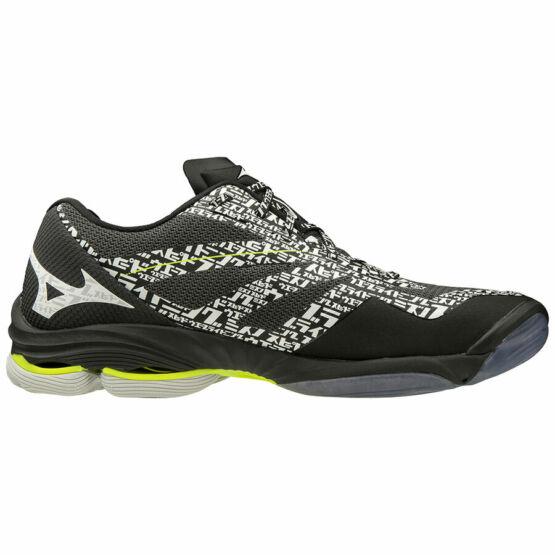 Mizuno Wave Lightning Z6 röplabdás cipő férfi, fekete