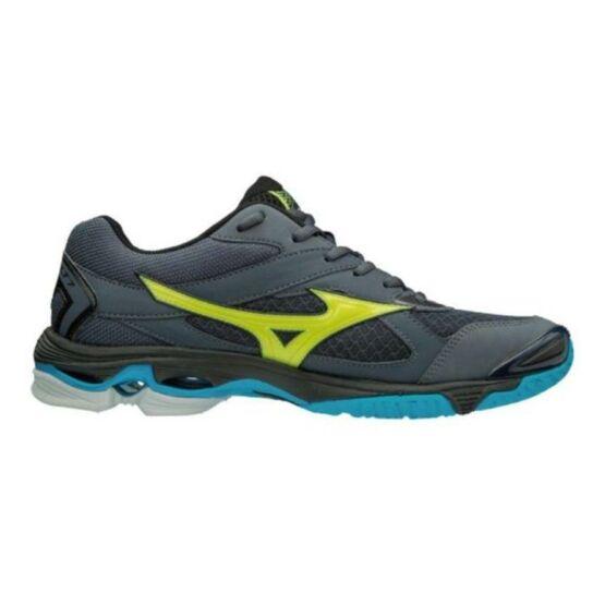 Mizuno Wave Bolt 7 cipő férfi fekete, sárga