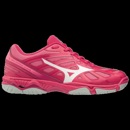 Mizuno Wave Hurricane 3 rózsaszín