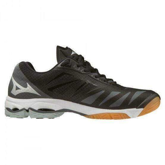 Mizuno Wave Lightning Z5 röplabdás cipő férfi fekete, ezüst