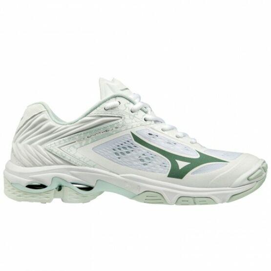 Mizuno Wave Lightning Z5 röplabdás cipő női fehér, ezüst