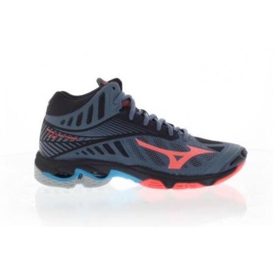 MIZUNO WAVE LIGHTNING Z4 MID szürke Röplabda cipő Női