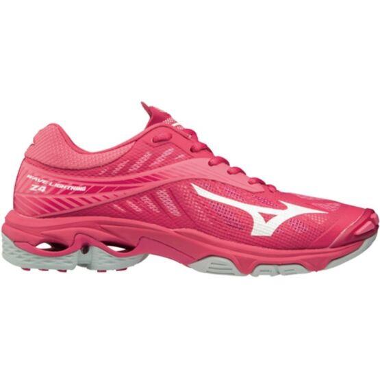 Mizuno Wave Lightning Z4 női röplabda rózsaszín teremcipő