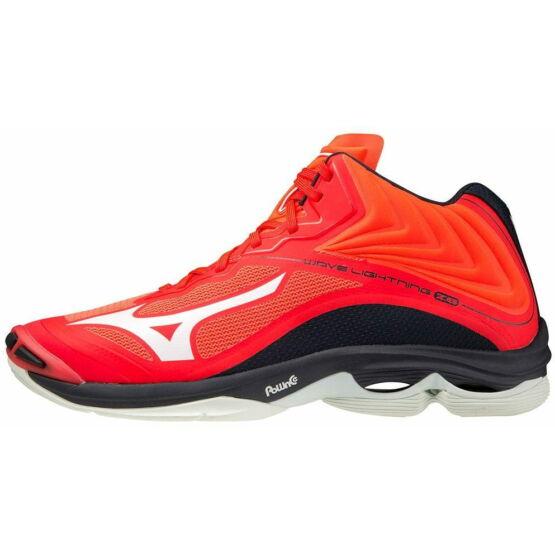 Mizuno Wave Lightning Z6 MID röplabdás cipő, piros