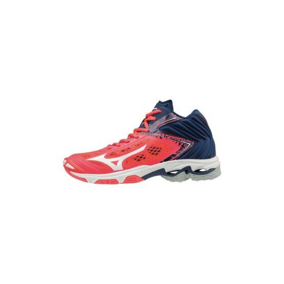 Mizuno Wave Lightning Z6 MID röplabdás cipő unisex, narancs