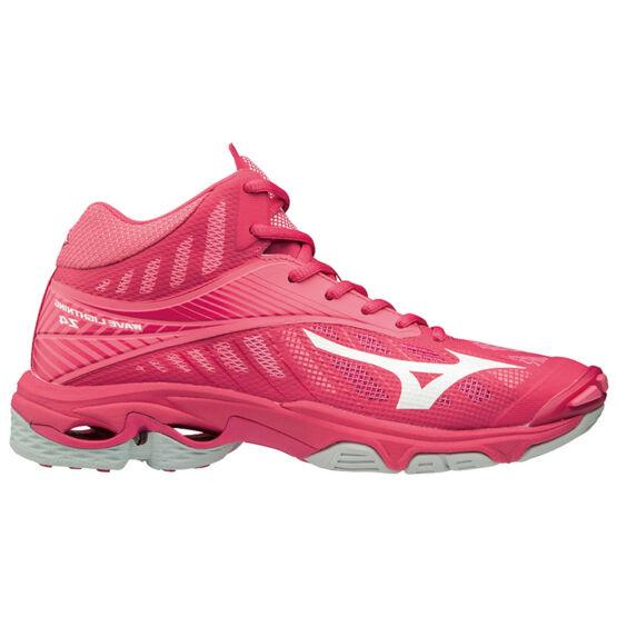 MIZUNO WAVE LIGHTNING Z4 MID rózsaszín Női röplabda cipő