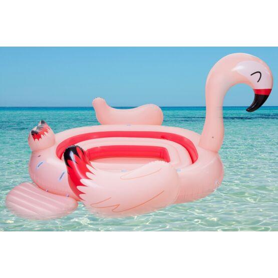 Pure4Fun flamingó úszó sziget